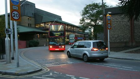 Clements Road is the most-fined in Redbridge