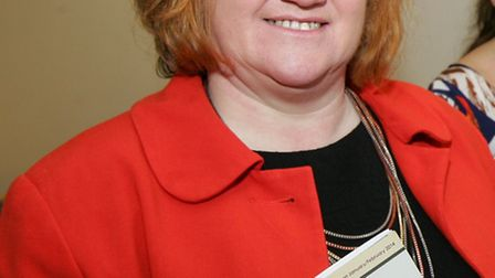 School principal Sandy Davies wants to hear the views of as many people as possible about Education