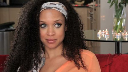 Natalie Gumede plays Sally in Daniel Johnson's new comedy series which is available on the web.
