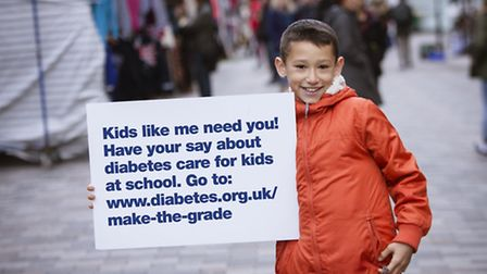 Diabetes UK is calling on parents and carers across Newham to take part in the consultation