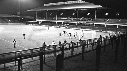The Hammers won 5-1 in the second leg of the European Cup Winners against Castilla of Spain. West Ha