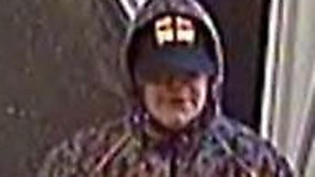Do you recognise this man? Picture: British Transport Police
