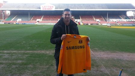 Shwan Jalal has signed for Leyton Orient on loan