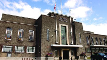 The budget was the main topic of conversation at Havering Town Hall.