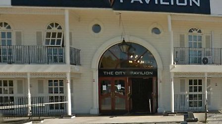 Police were called to Rollerbowl at the City Pavilion on Friday night. Picture: Google Maps.