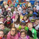 Who can you spot at Ilford Jewish Primary School