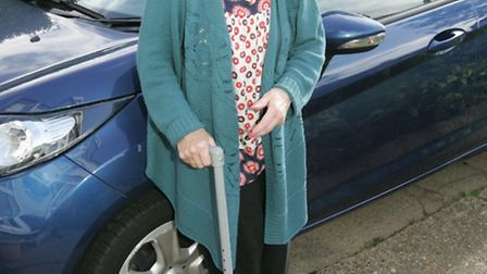 Caroline turner lost her licence after the hit-and-run