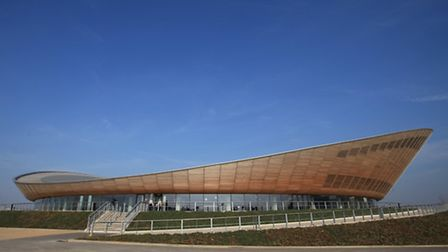 The VeloPark at the Queen Elizabeth Olympic Park