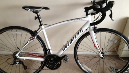 The £1,000 bike which was stolen from a conservatory in Wanstead