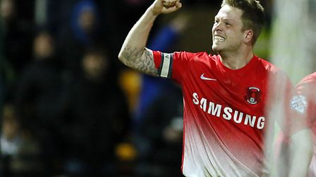 Nathan Clarke scored for Orient at Walsall (pic: Simon O'Connor)