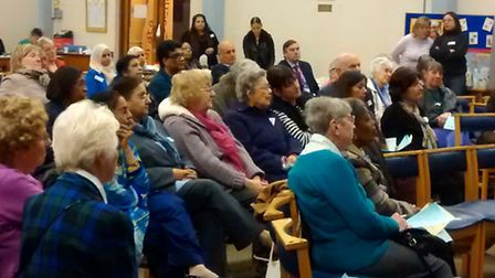 Redbridge Faith Forum held its 8th Annual Open Forum on March 12 at Vine United Reformed Church