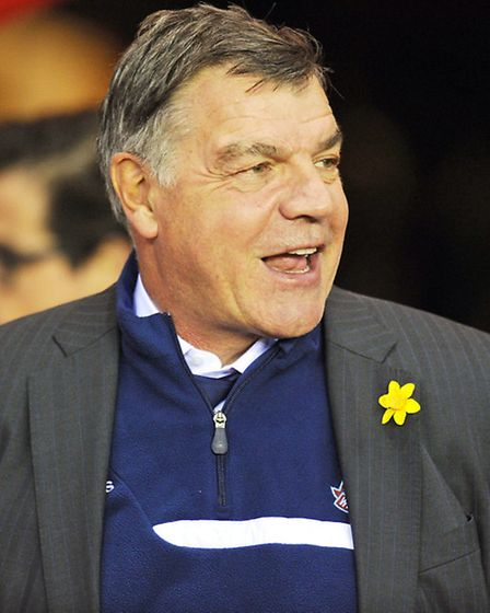 Sam Allardyce had plenty to smile about after the win at Sunderland