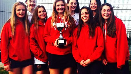 Coopers Coborn's year 10s celebrate