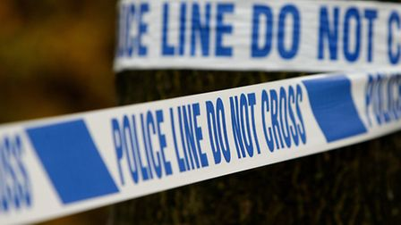 Two men were left with facial injuries