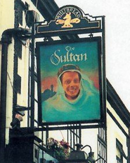 The Sultan. Joe was brought up in the Sultan pub in Grange Road, Plaistow, East London. It was once