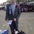 (Pic: Mo Metcalf-Fisher) Romford Tories employ some dogged determination