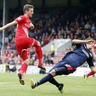 David Mooney's double set Orient on their way to victory over Gillingham. Simon O'Connor
