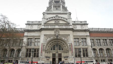 The Victoria and Albert Museum in central London - not to be confused with a hair salon. Photo: PA