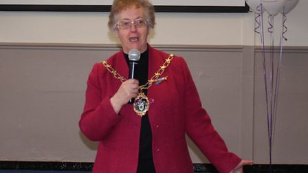 The Mayor will lend her support to Hainault writers