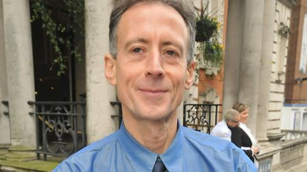 Activist Peter Tatchell lobbied UEL over the event