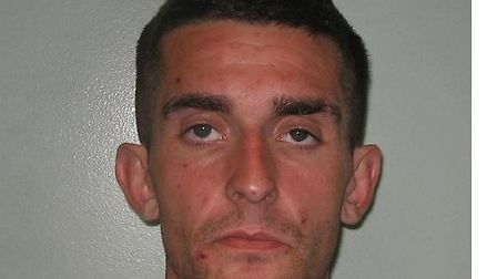 Luke Rogers robbed the taxi driver with an imitation firearm. Picture: Met Police
