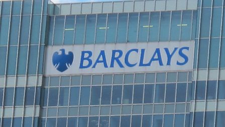 Barclays HQ... bank branch was hit by Cyber gang for �1.2m