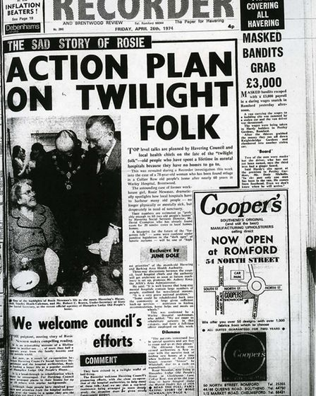 Romford and Hornchurch Recorder, April 26, 1974