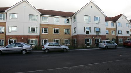 Barleycroft care home in Romford