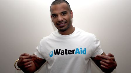 Gabar Singh is cycling 360 miles in five days in Ireland later this year to raise money for WaterAid
