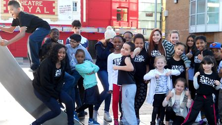 Talented youngsters from across Newham could be joining the current crop who are members of Stage St