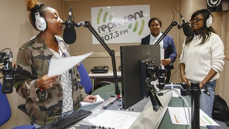 Reprezent 107.3 FM has joined forces with Newham's Clinical Commissioning Group to raise awareness o