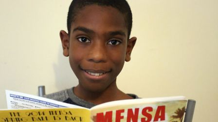 Ramarni Wilfred has been invited to join Mensa