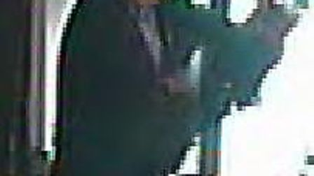 Police are trying to identify this man in connection with the thefts. Picture: Essex Police