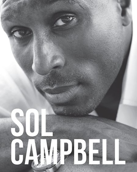 Sol Campbell will be signing copies of his biography at Newham Bookshop.