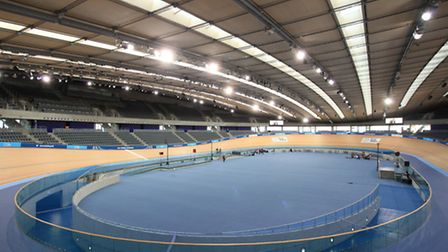 The velodrome will host the election count on May 23