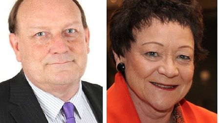 Daniel Oxley... let's get out! Sarah Ludford... let's stay in!