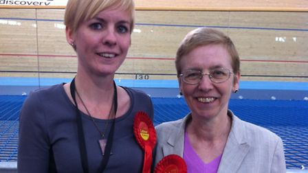 Mother and daughter team Ellie Robinson and Frances Clarke have been appointed to the cabinet