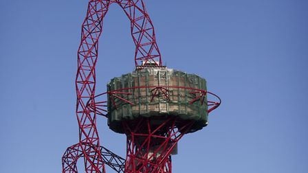 Students from the area could benefit from sponsorship by ArcelorMittal. The iconic ArcelorMittal Orb