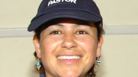 Street Pastor co-ordinator Monica Abdala