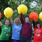 There will be plenty to cheer about at the Saint Francis Hospice ladies Star Walk