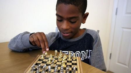 Ramarni Wilfred 11 has been invited to join Mensa, after he took the test and found that the IQ was