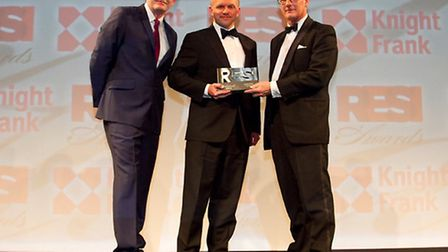 East Village was named Development of the Year at the RESI Awards