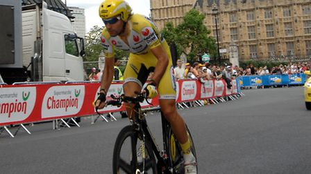 The Tour de France was last in London in 2007 Picture: B. Bade