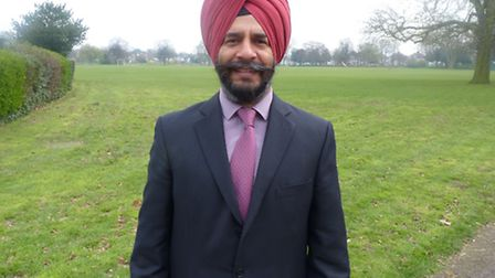 Cllr Jas Athwal, leader of the Redbridge Labour group
