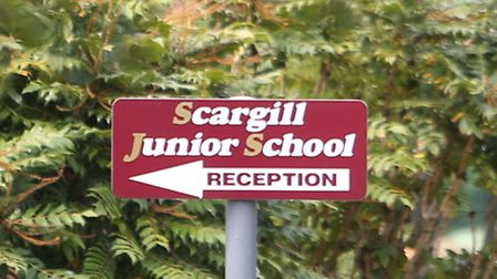 Scargill Junior School in Rainham
