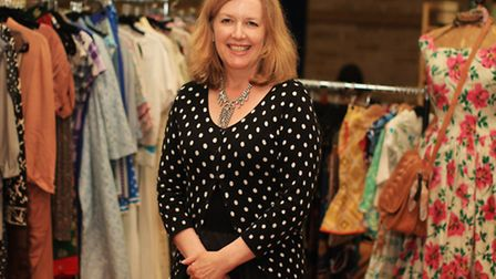 Love Vintage founder Cary Whitley. Picture: Isabel Infantes