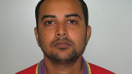Hassain Ahmed Chowdury was jailed for six years at Snaresbrook Crown Court