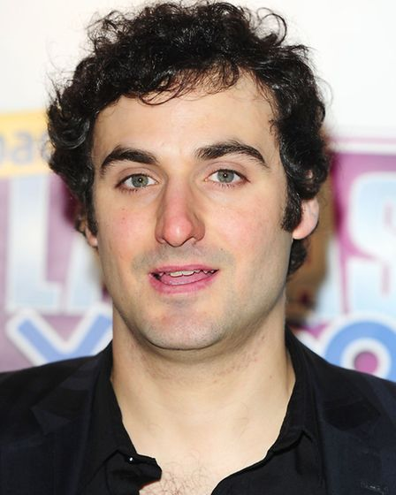 Patrick Monahan will be performing at the Kenneth More Theatre to help raise money for Macmillans.