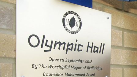 The exhibition will be held in the Olympic Hall at Mossford Green Primary School