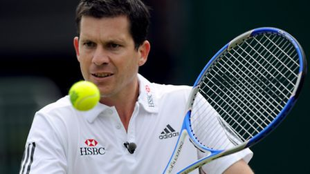 Tim Henman will be at Westfield Stratford City on Saturday (Pic:Anthony Devlin/PA Wire)